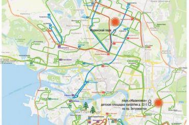 Станция метро «Шушары» небудет работать вНовогоднюю ночь