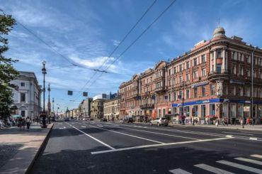 Невский проспект попал врейтинг самых красивых улиц мира