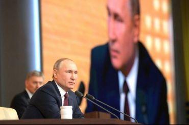 Путин: «Все наулиток! Решим заодно демографическую проблему»