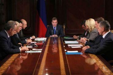 Правительство выделило Петербургу 1,5 млрд рублей из-за Беглова