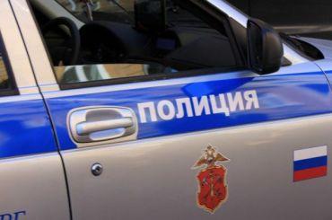 Двое детей попали под машину наПарнасе