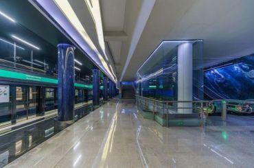 Станцию «Новокрестовская» переименовывать небудут