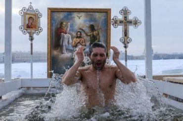 Крещенские купания вПетербурге под угрозой