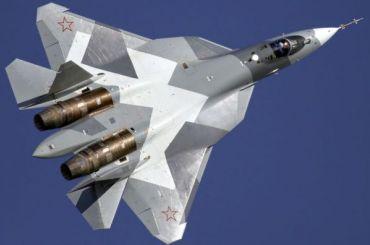 Истребитель Су-57 разбился втайге вХабаровском крае