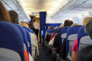 Пассажира рейса изПетербурга задержали из-за нецензурной брани