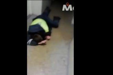 Спецназ иоперативники задержали сотрудника ГИДББ совзяткой