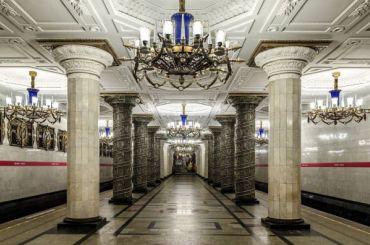 Метрополитен оштрафовали занезаконные работы настанции «Автово»