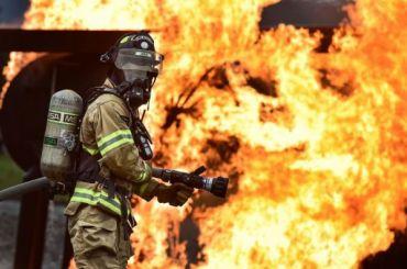 ВЛенобласти заночь сгорели два частных дома