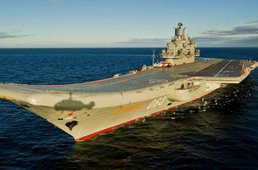 Спасателей изПетербурга могут отправить вМурманск тушить крейсер «Адмирал Кузнецов»