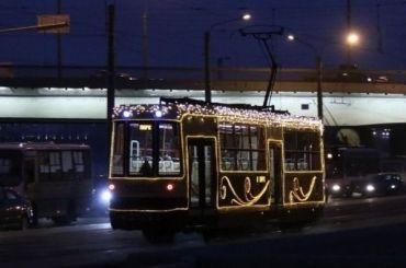 Перед Новым годом выходят врейс «Волшебные трамваи»