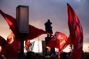 Полицейские задержали ведущего митинга «Стоп тариф»