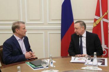 Сбербанк останется партнером Петербурга