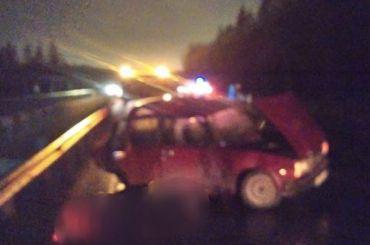 Один человек погиб идвое пострадали вДТП натрассе «Сортавала»