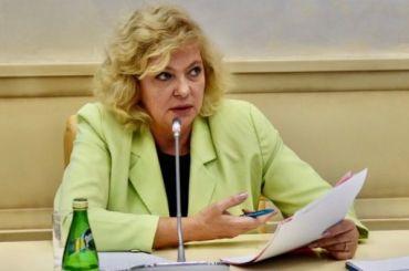 Агапитова рассказала, чем займется после ухода споста детского обмудсмена