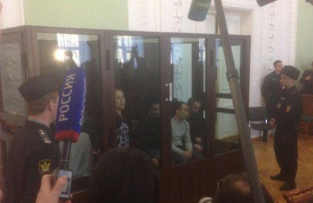 Обвиняемым поделу отеракте впетербургском метро огласят приговор