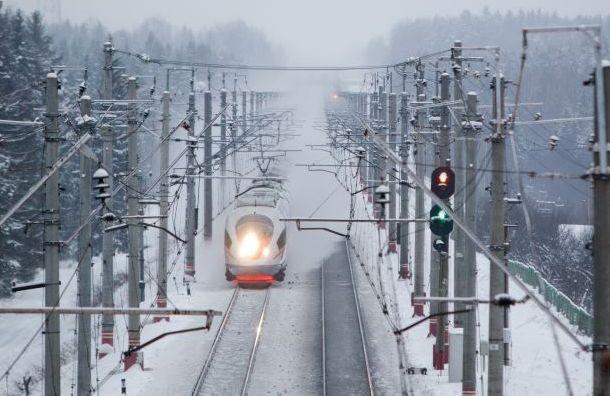 Железную дорогу между Москвой иПетербургом могут полностью покрыть сотовой связью