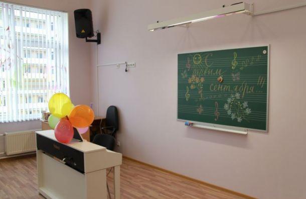 Наулице Маршала Казакова открыли новую школу