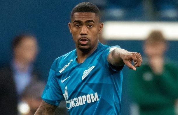 Спортивный директор «Зенита» рассказал отравме Малкома