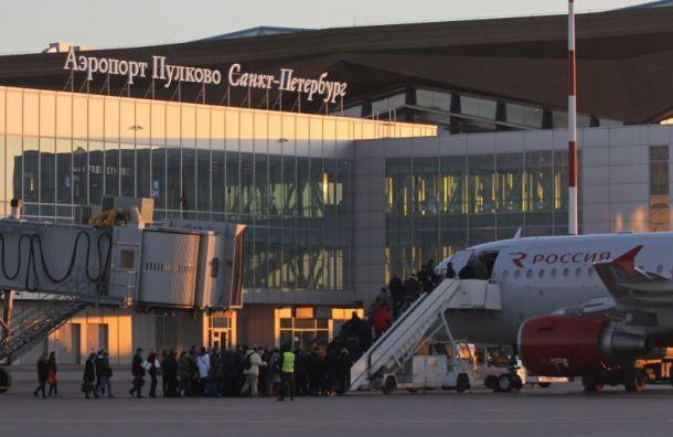 Россияне в 2019 году чаще всего летали в Петербург