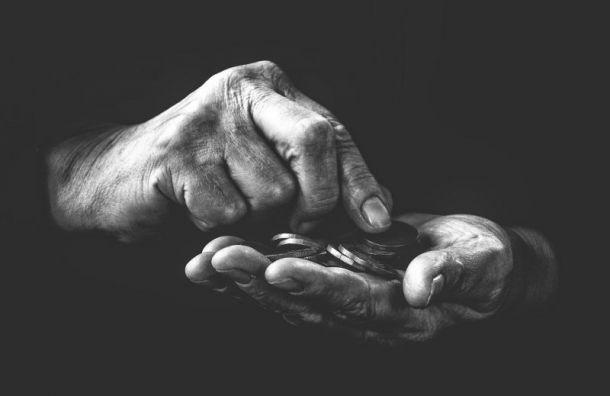 Зачертой бедности вРоссии находятся 18,5 млн человек