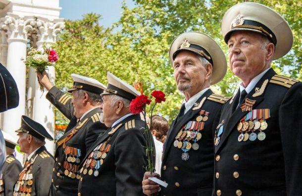 Минтруд: вРоссии проживает 75,5 тысяч участников Великой Отечественной войны