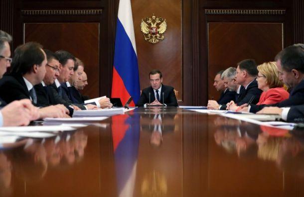 СМИ: Мутко, Орешкин, Голодец иКолобков невойдут вновое правительство