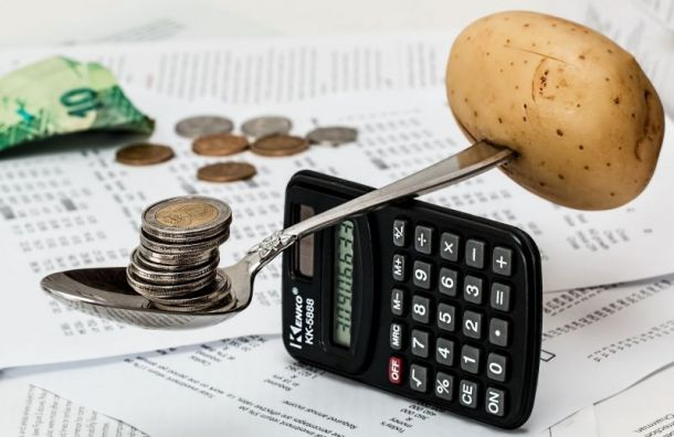 Инфляция вПетербурге впрошлом году упала до3%