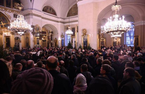 Прощание сАндреем Павленко проходит вСпасо-Преображенском соборе