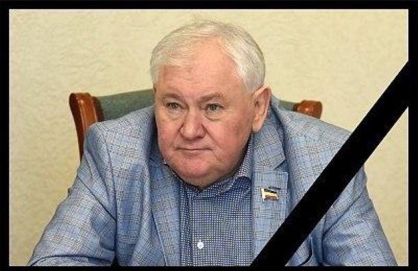 Депутата Ростовской области вместе сженой нашли мертвыми