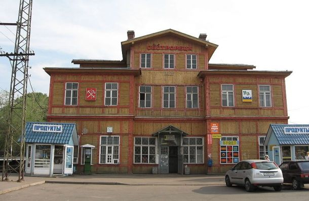 Зал ожиданий Сестрорецкого вокзала закроют нареконструкцию