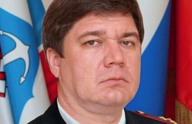 Впетербургском главке МВД новый генерал, Путин одобрил