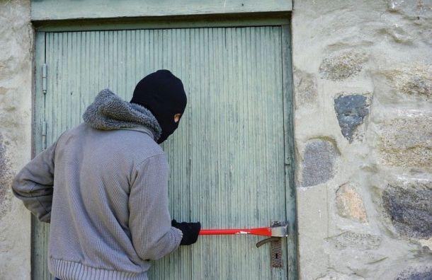 Петербургскую компанию ограбили на2,5 млн рублей