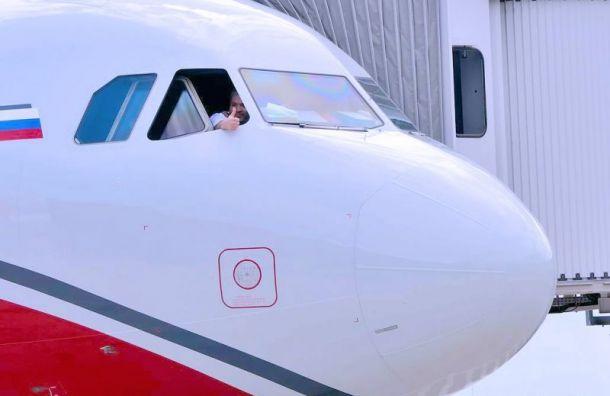 Вылет самолета изПетербурга вСочи задержали на15 часов
