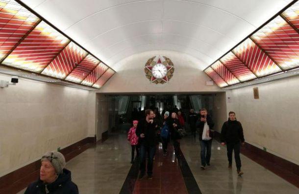 «Дунайская» и«Проспект славы» меняют расписание работы
