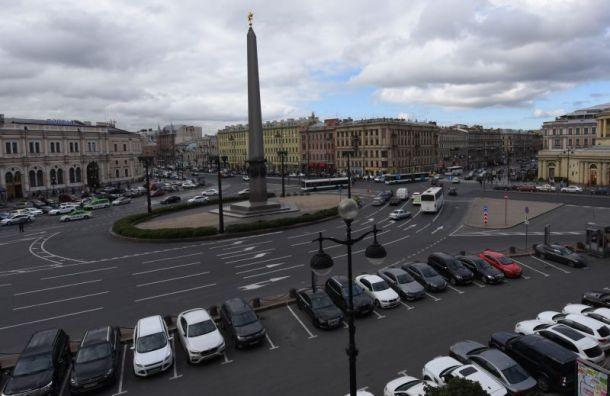 Стало известно опоявлении новых парковок вПетербурге