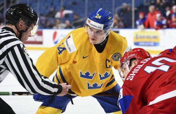 Сборная России обыграла Швецию вовертайме ивышла вфинал МЧМ