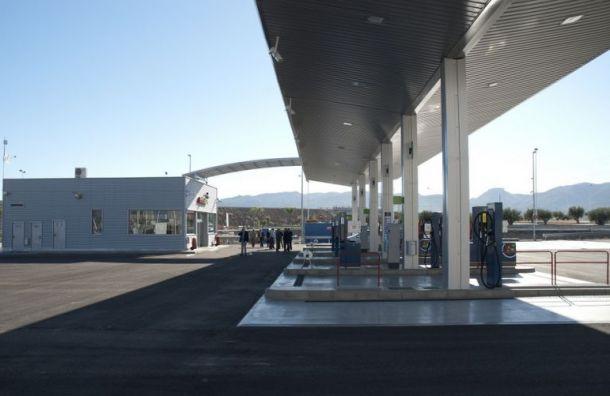 Стоимость литра бензина вРоссии почти неувеличилась