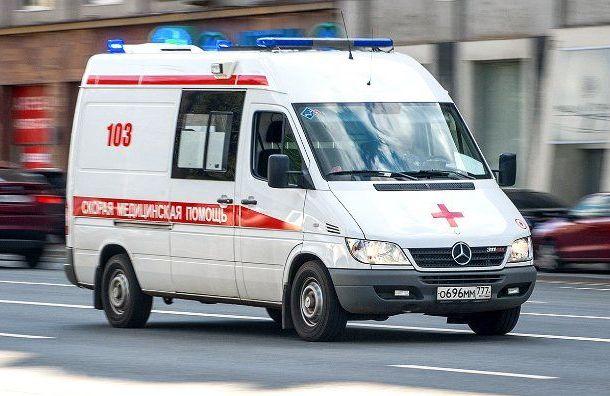 Петербургский пенсионер обвинил врача скорой помощи визбиении