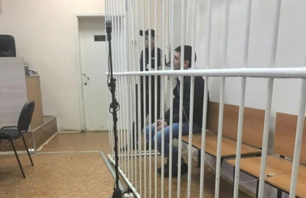 Стрелявшему из автомата в Петербурге уроженцу Грозного вынесли приговор