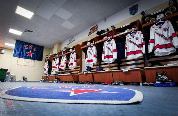 Хоккеисты СКА сыграют вянваре всвитерах снадписью «Ленинград»