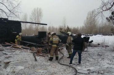 Число погибших при пожаре вТомской области увеличилось до11