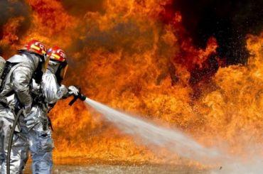 Шесть человек погибли вовремя пожаров нановогодние праздники