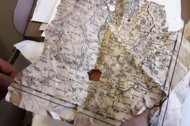 Археологи нашли воДворце Меншикова любовные записки идоносы XVIII века