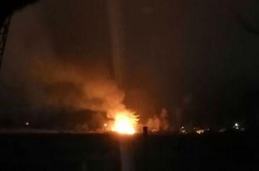 Жителей деревни Старицы напугал взрыв вчастном доме