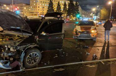 «Испортили вечер пятницы»: ДТП наКрасногвардейской создало пробку