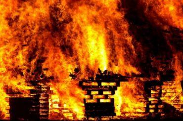 Житель Шушар сжег дачу иедва неспалил квартиру бросившей его девушки