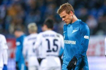 Кокорин отказался уходить в«Сочи» идоиграет сезон в«Зените-2»