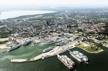 Финская YIT построит вТаллине новый круизный терминал