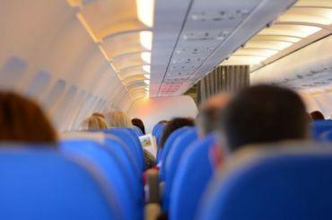 Пассажир устроил дебош нарейсе Калининград— Петербург