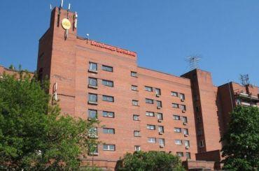 Пациента сподозрением накоронавирус увезли вБоткинскую больницу